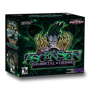 Ascension 4th Set: Immortal Heroes