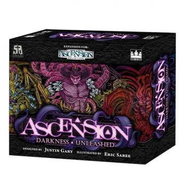Ascension 6th Set: Darkness Unleashed