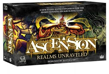 Ascension 7th Set: Realms Unraveled