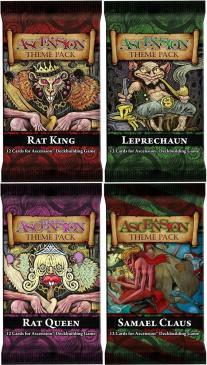 Ascension Theme Packs Display of 24 Packs