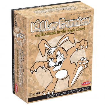 Killer Bunnies Quest Wacky Khaki Booster